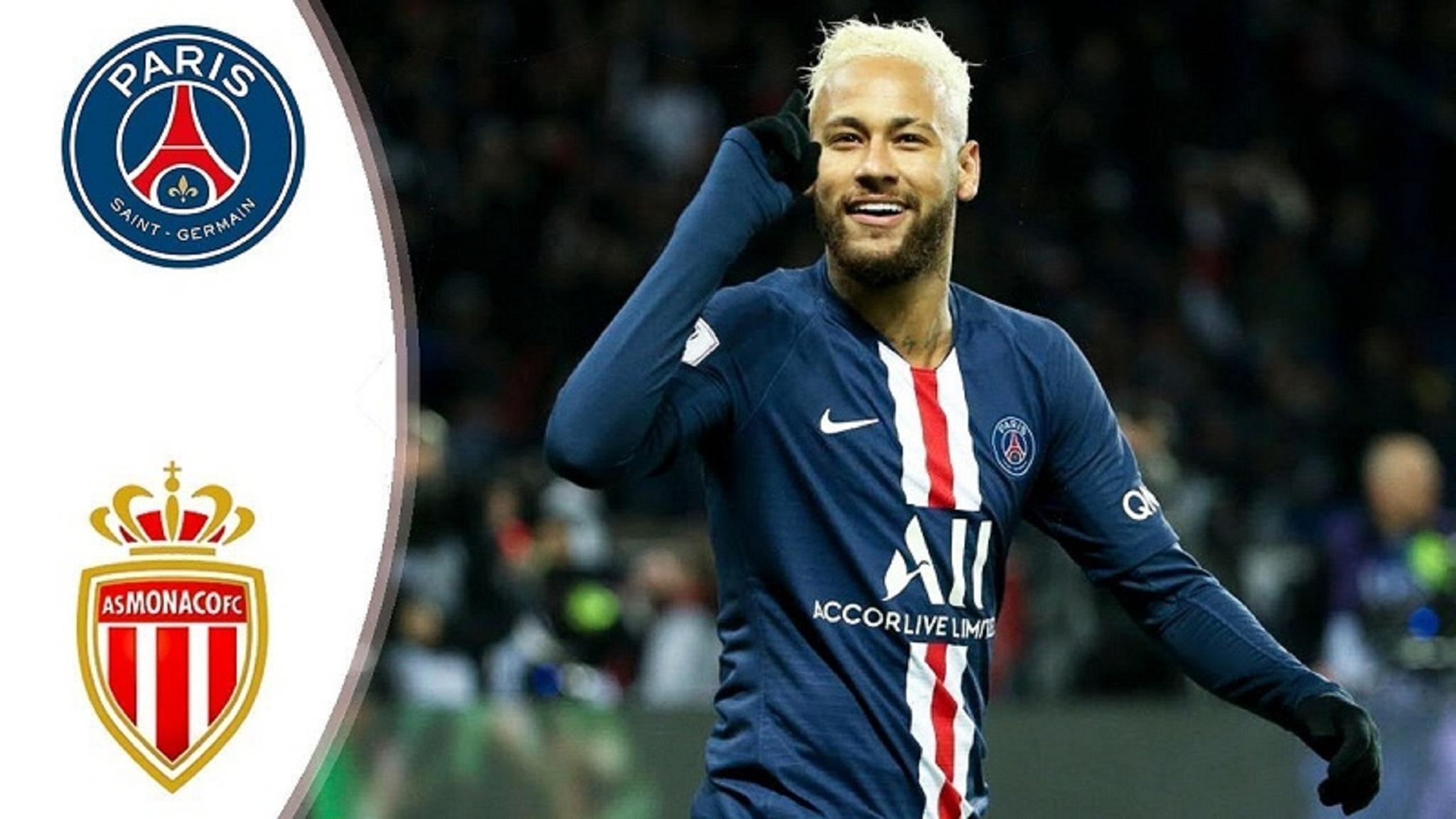 PSG vs Monaco - All Goals & Extended Highlights 2020