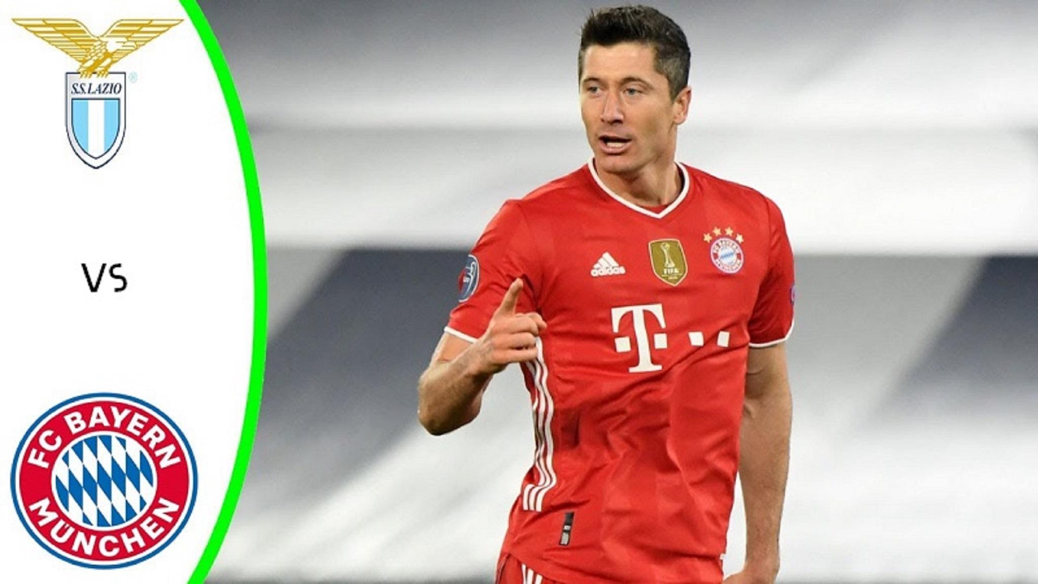 Highlights Lazio vs Bayern Munich | UCL 24 Feb 2021