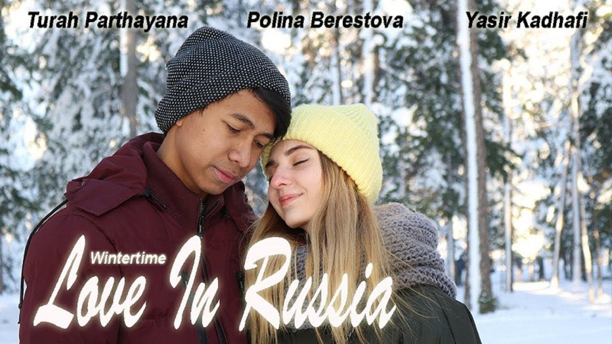 "Love In Russia ""Wintertime"" - Short Movie Indonesia"